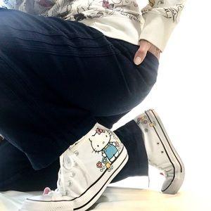 Converse Hello Kitty x Chuck Taylor All Stars HI